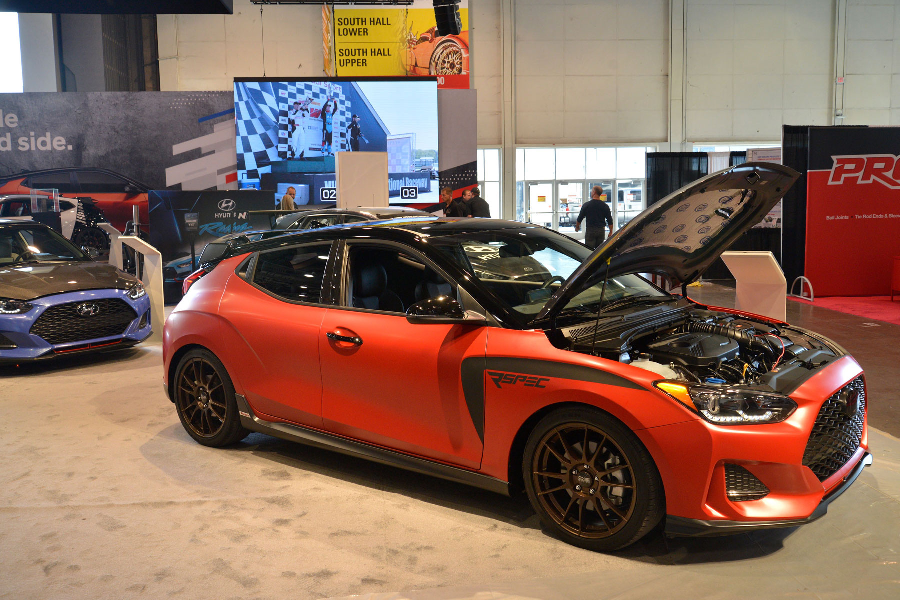 2018 Hyundai Veloster Spec >> SEMA 2018: the world's biggest modified car show