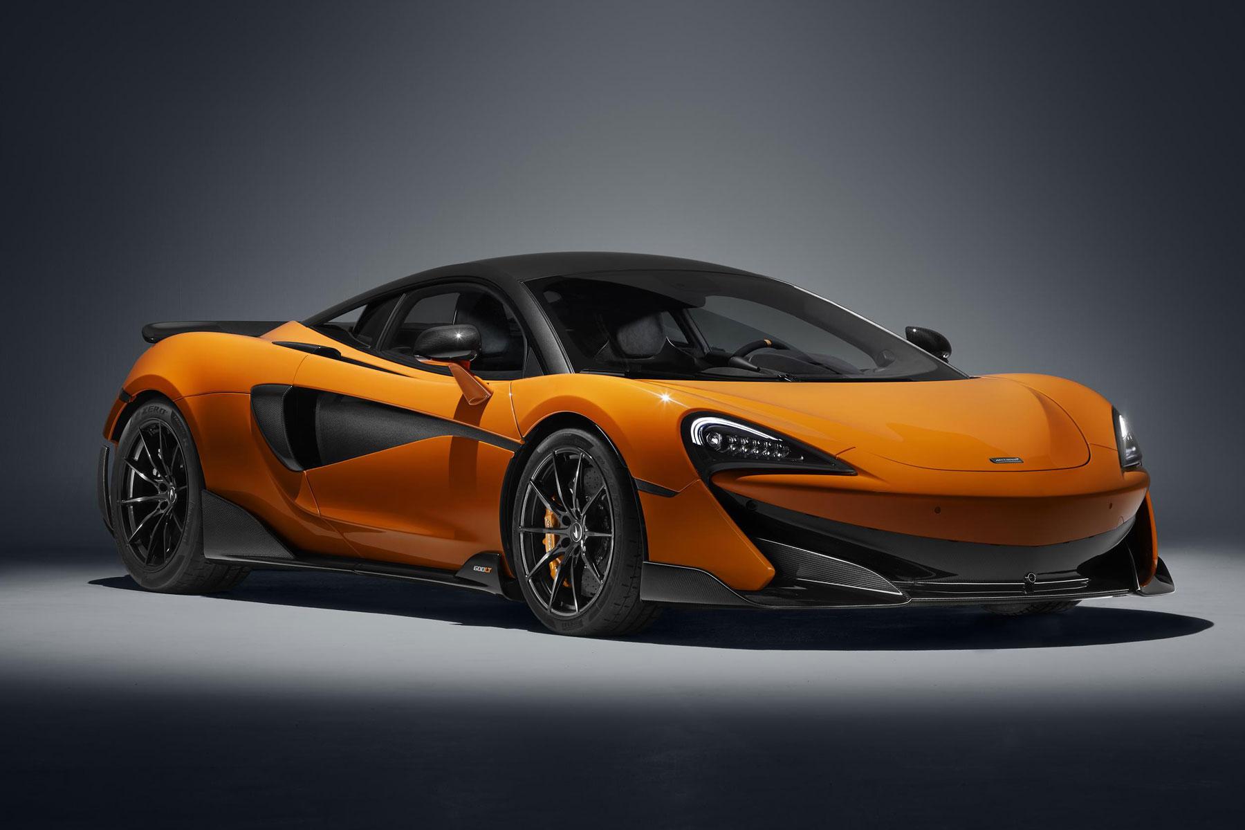 McLaren 600LT – 2.9 seconds