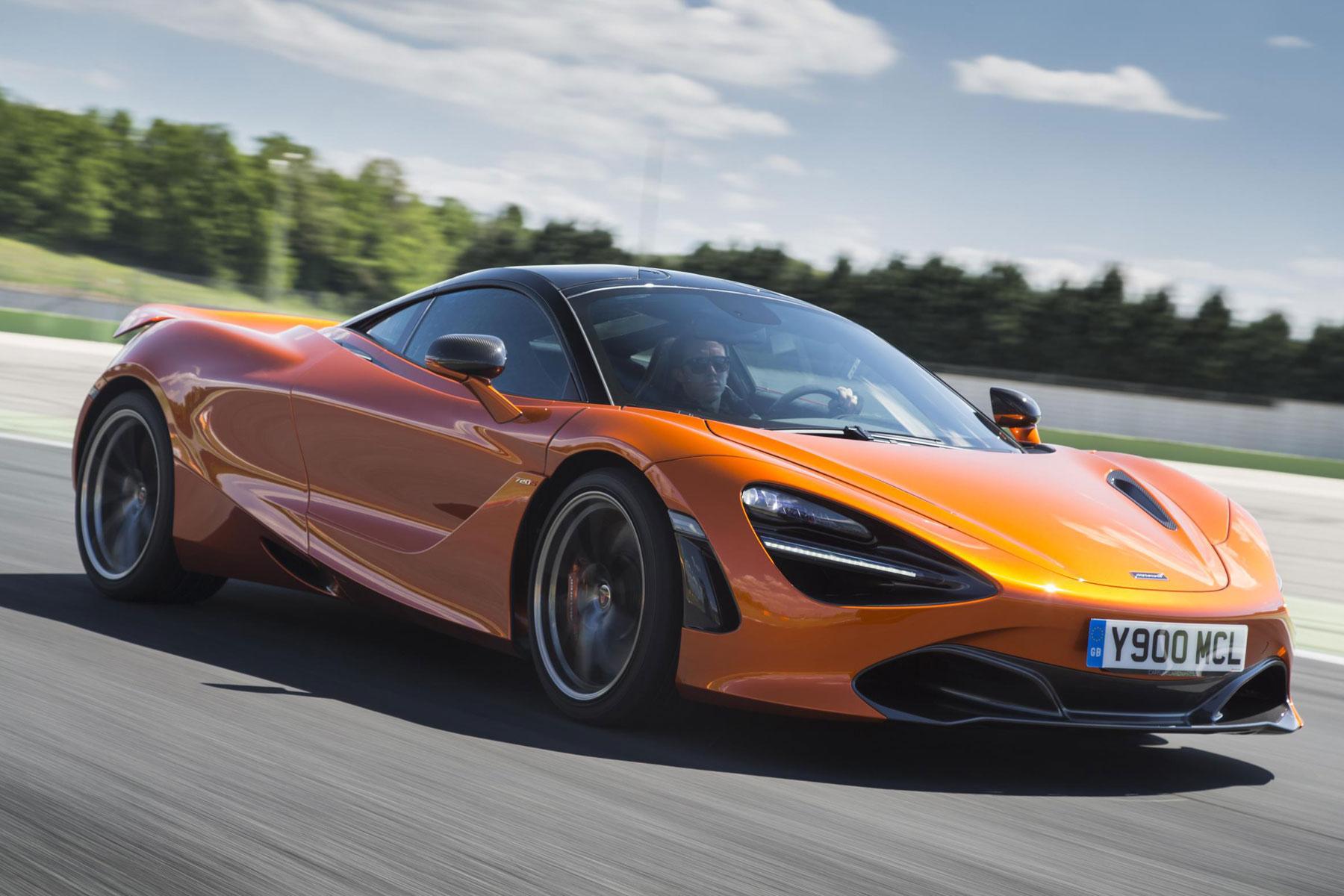 McLaren 720S – 2.9 seconds