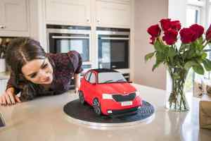 Skoda cake Bake Off
