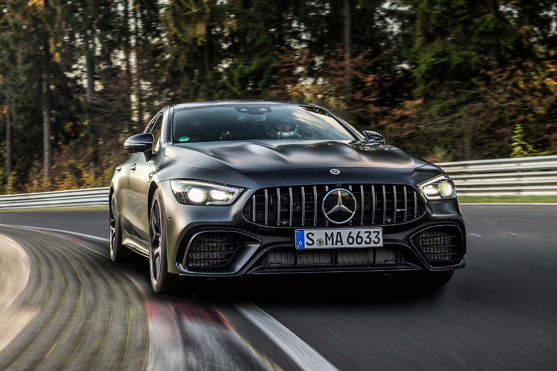 flipboard roadshow mercedes 39 new amg gt 63 s sets a lap record at the nurburgring. Black Bedroom Furniture Sets. Home Design Ideas