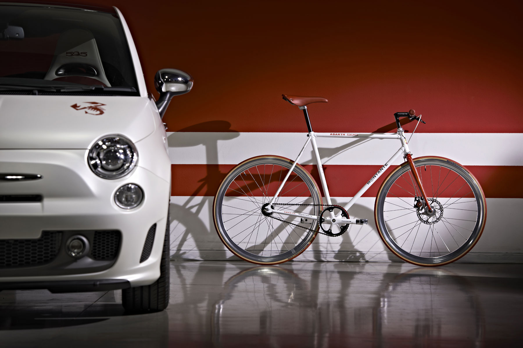 Car companies on two wheels