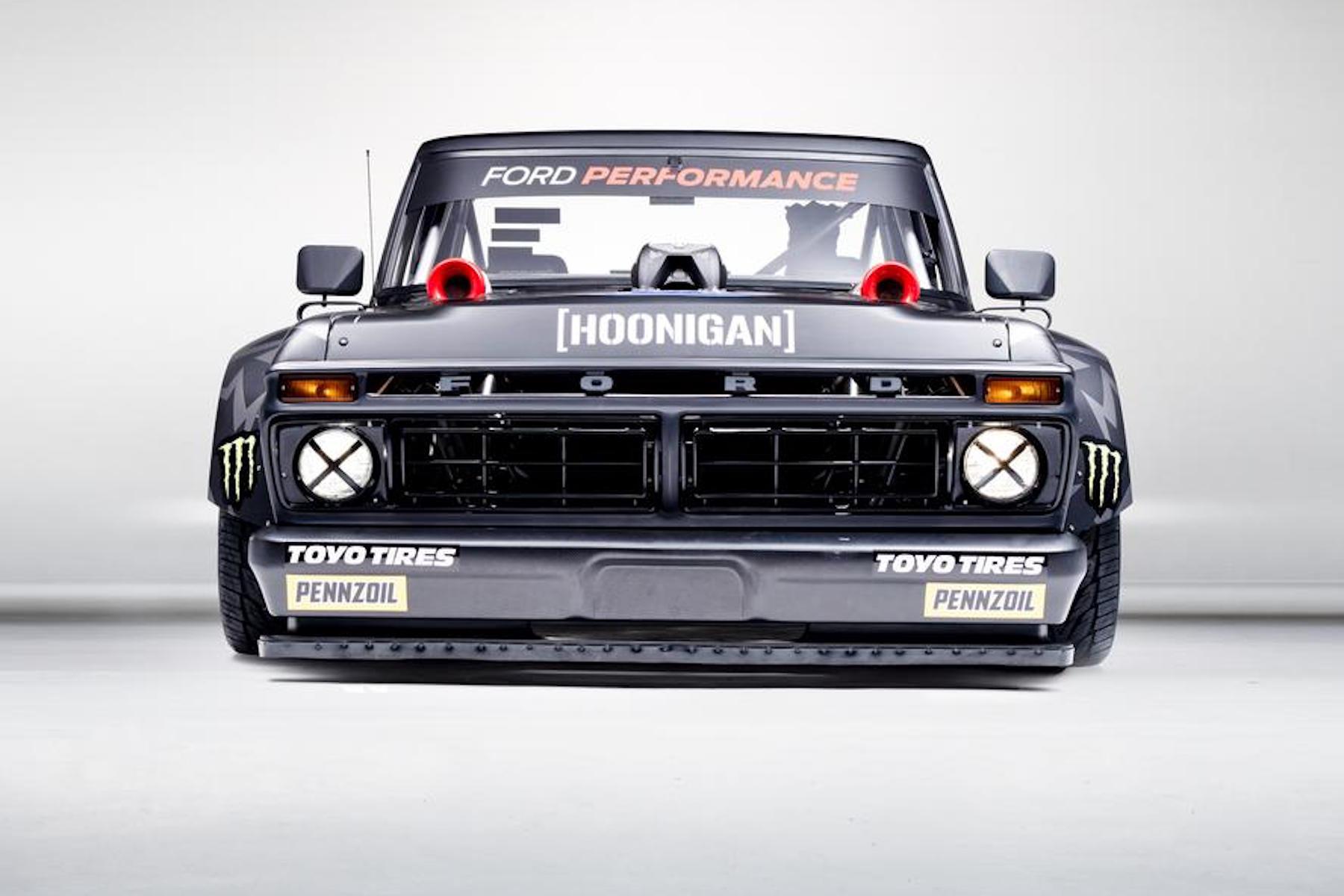 2018 Ken Block Hoonitruck Ford F-150