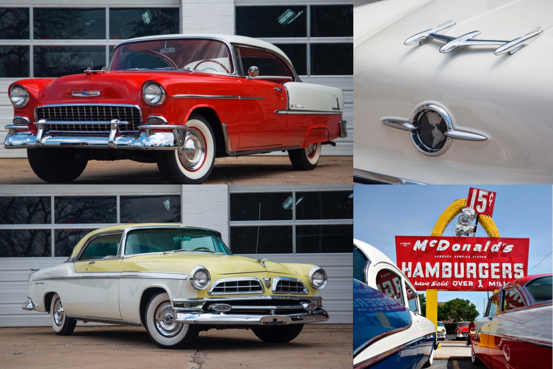 2018 Mecum Chicago McDonalds Collection Auction
