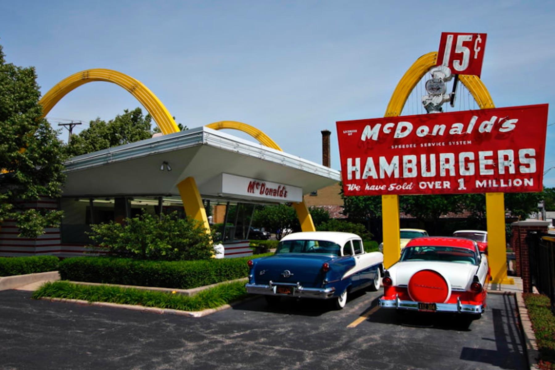 2018 Mecum Chicago McDonalds Collection Auction