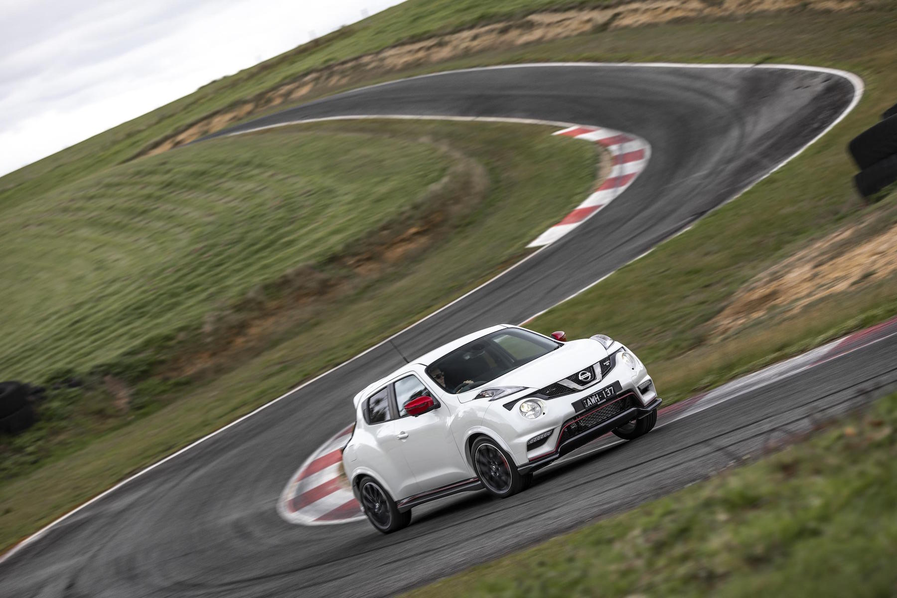 Nissan Juke Nismo Rs Finally Gets Limited Edition Launch In