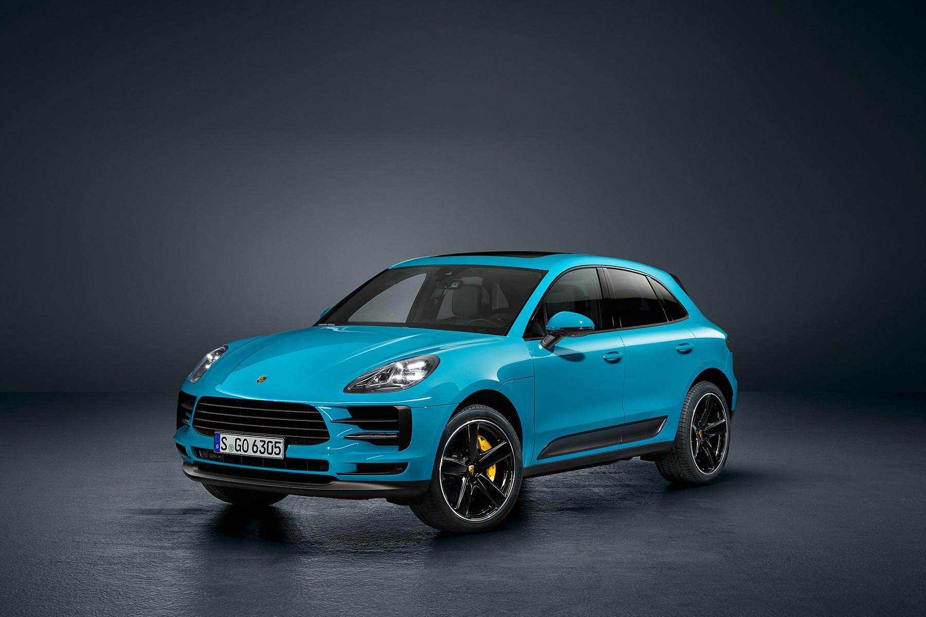Macan Facelift 2018 >> Revised 2019 Porsche Macan The Biggest Surprise Is The Engine