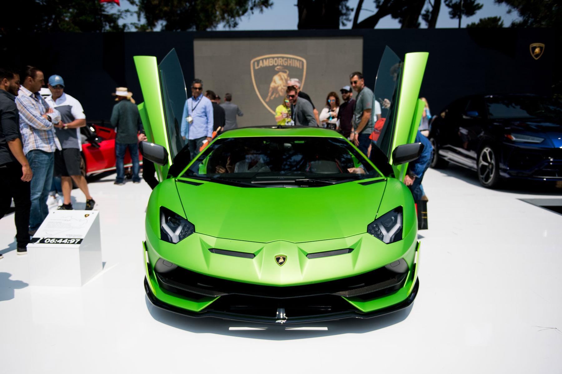 Lamborghini Aventador SVJ – 2.8 seconds