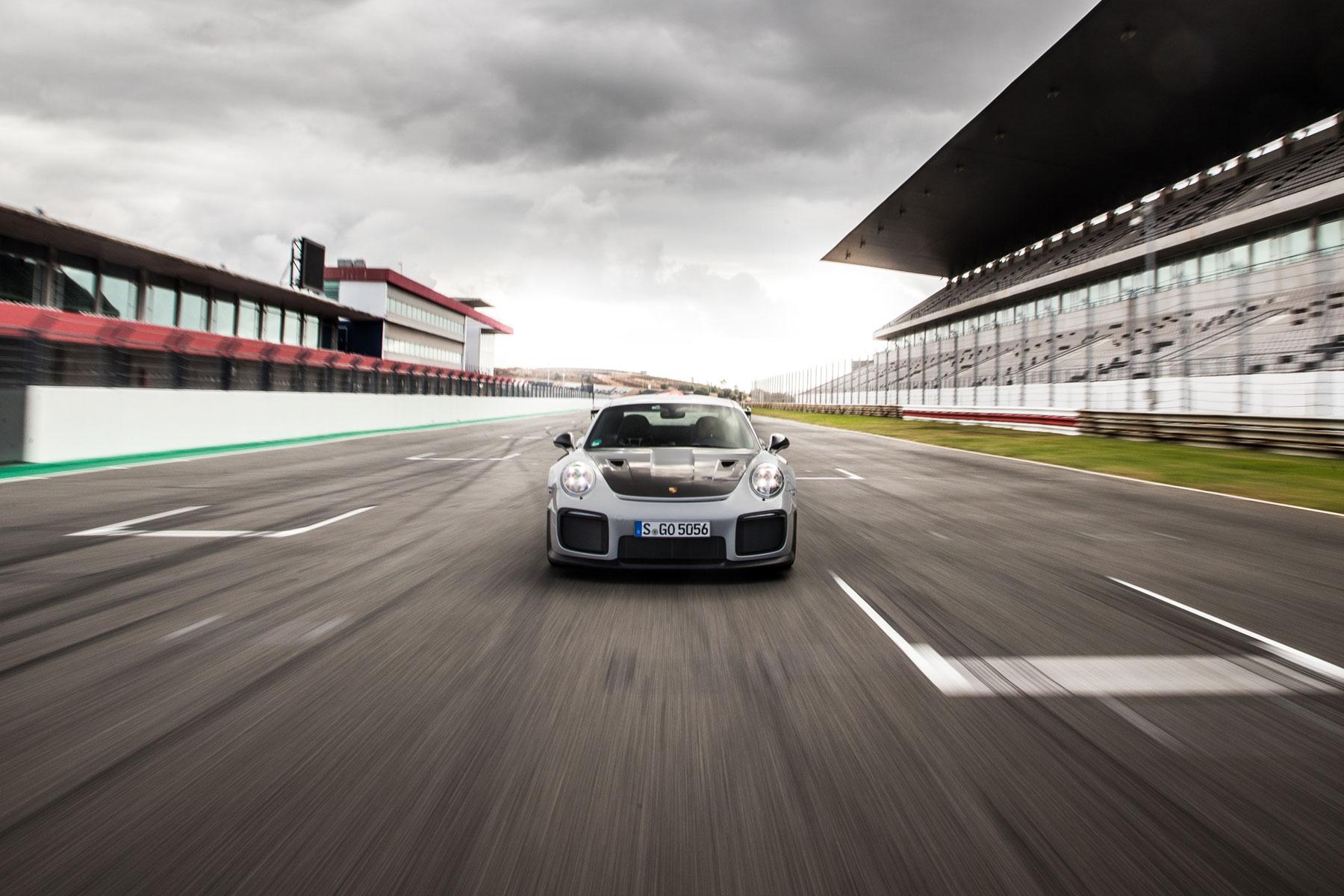 Porsche 911 GT2 RS – 2.8 seconds