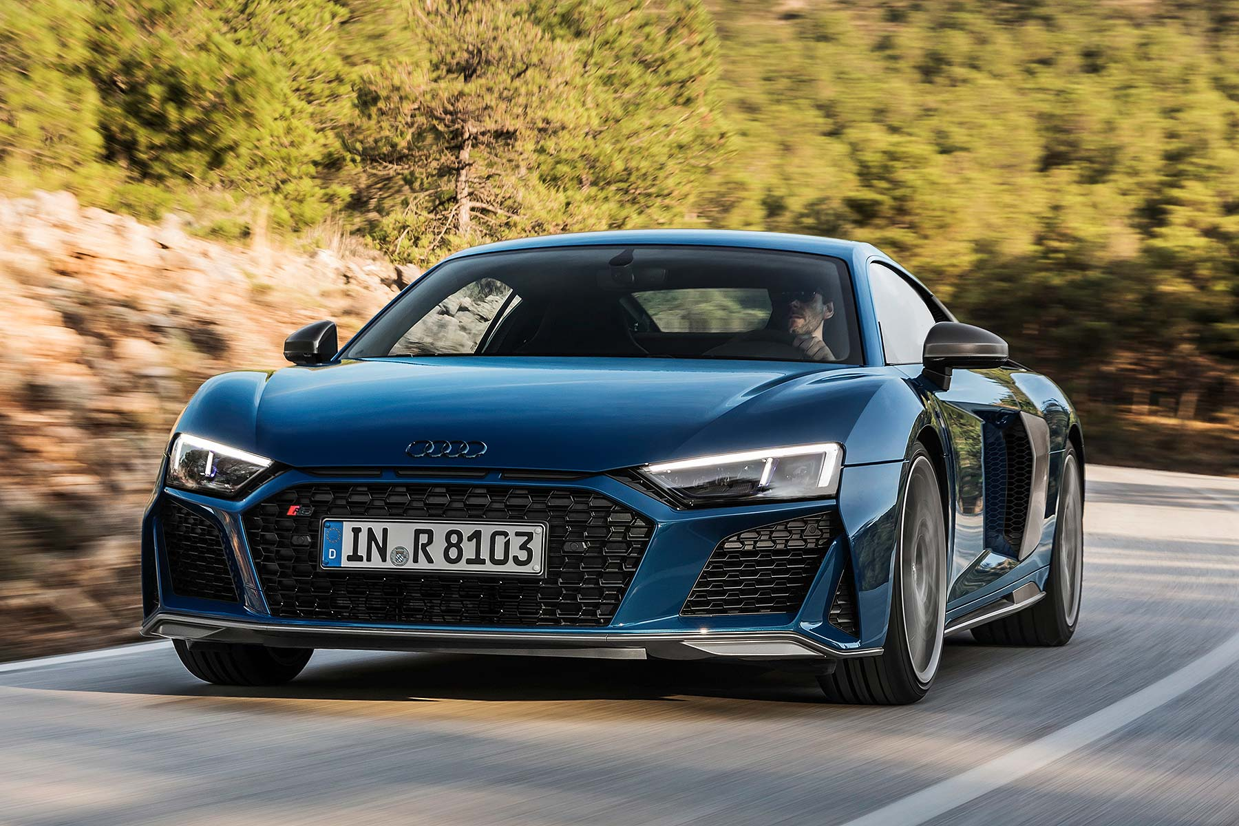 Revised 2019 Audi R8 Now Has The Power To Match A Mclaren 570s
