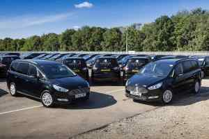 Addison Lee private hire taxi fleet