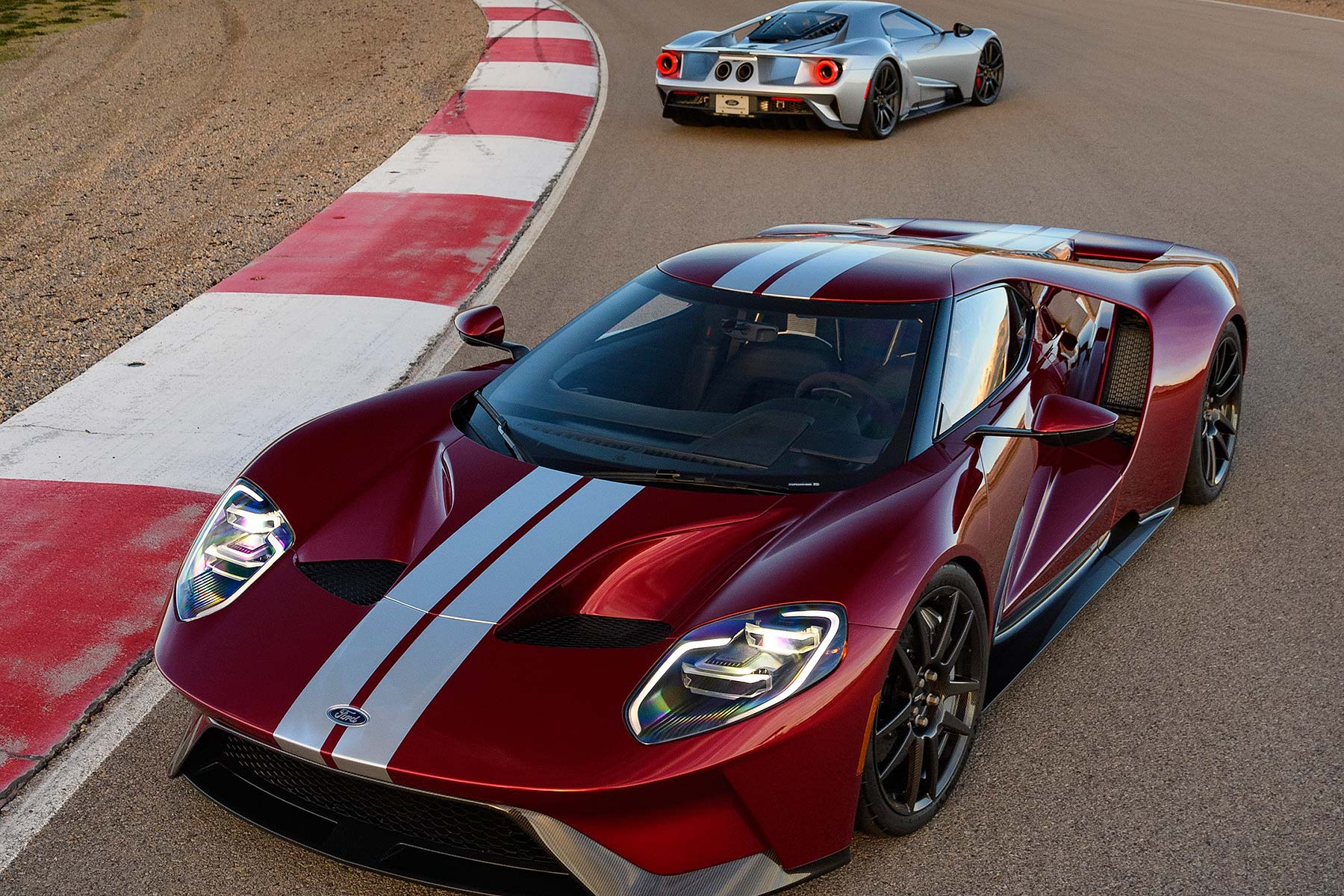 Ford To Keep Building Gt Supercar For Another Two Years