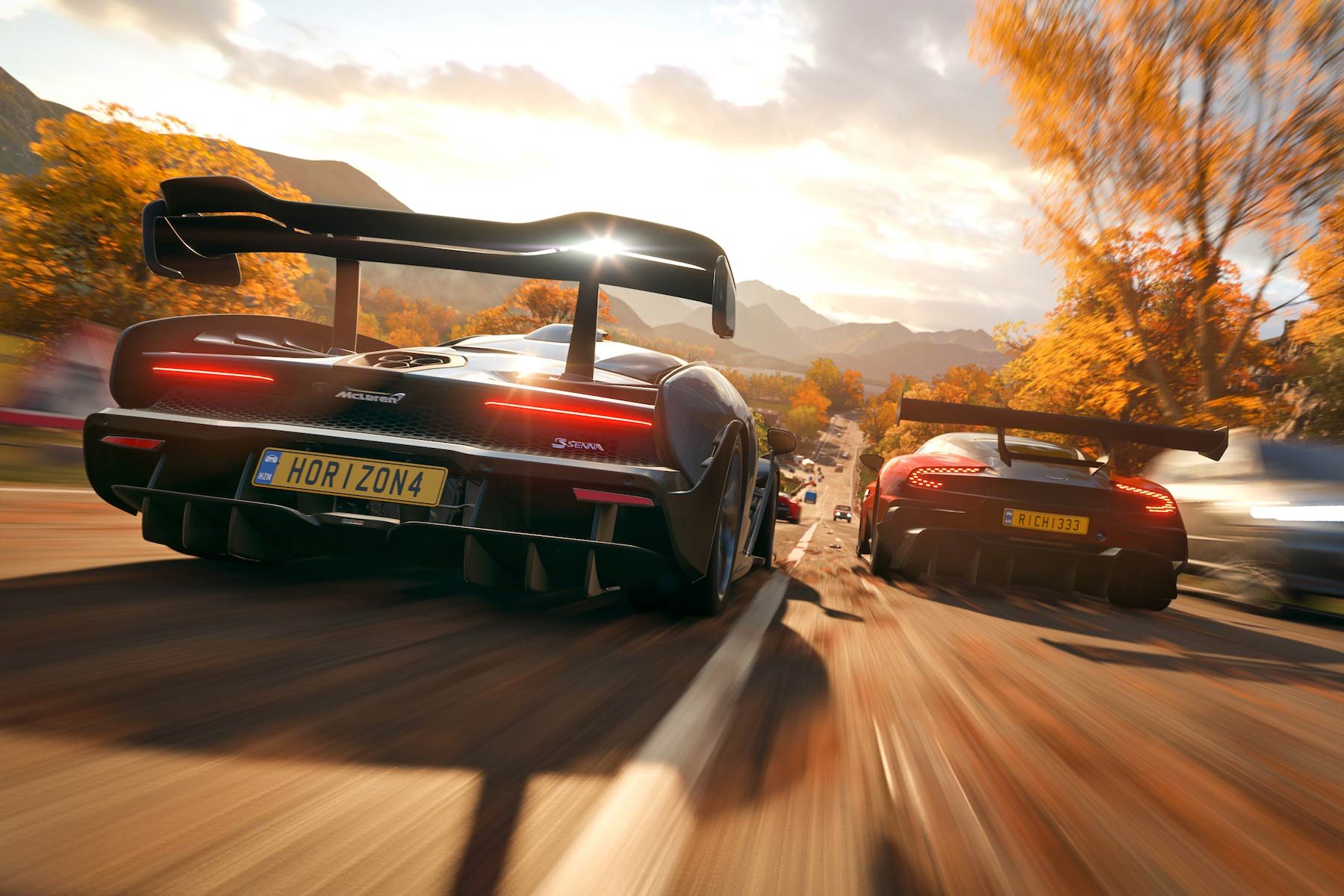 what we learnt from a weekend playing forza horizon 4. Black Bedroom Furniture Sets. Home Design Ideas