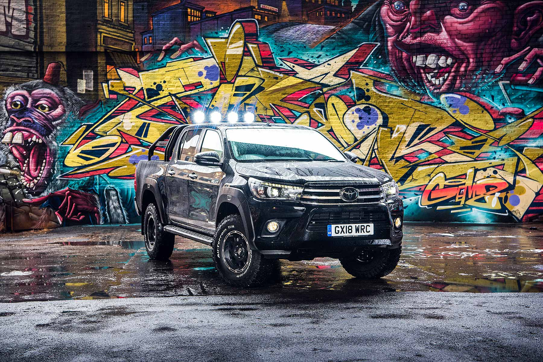 toyota hilux invincible  motoring research