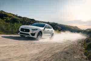 Maserati Levante GTS wins in Texas