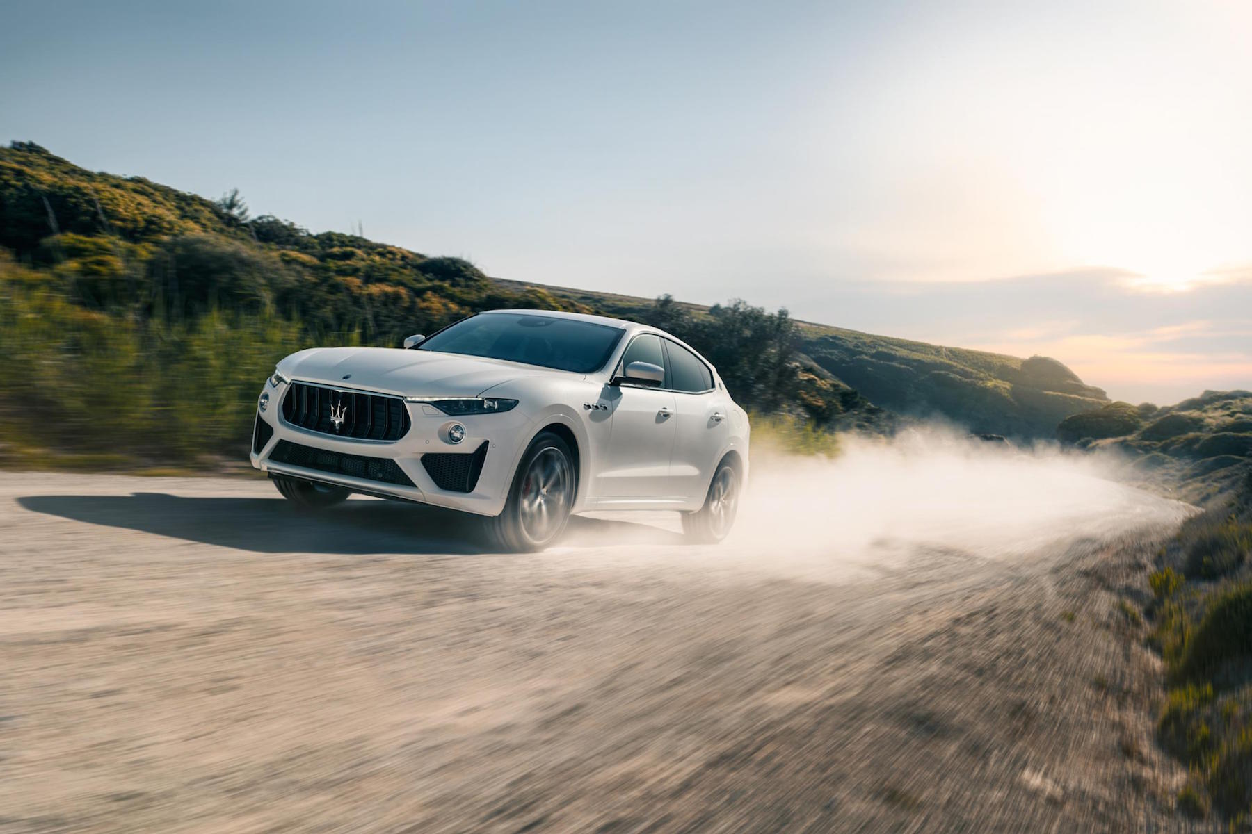 Maserati Levante GTS wins in Texas