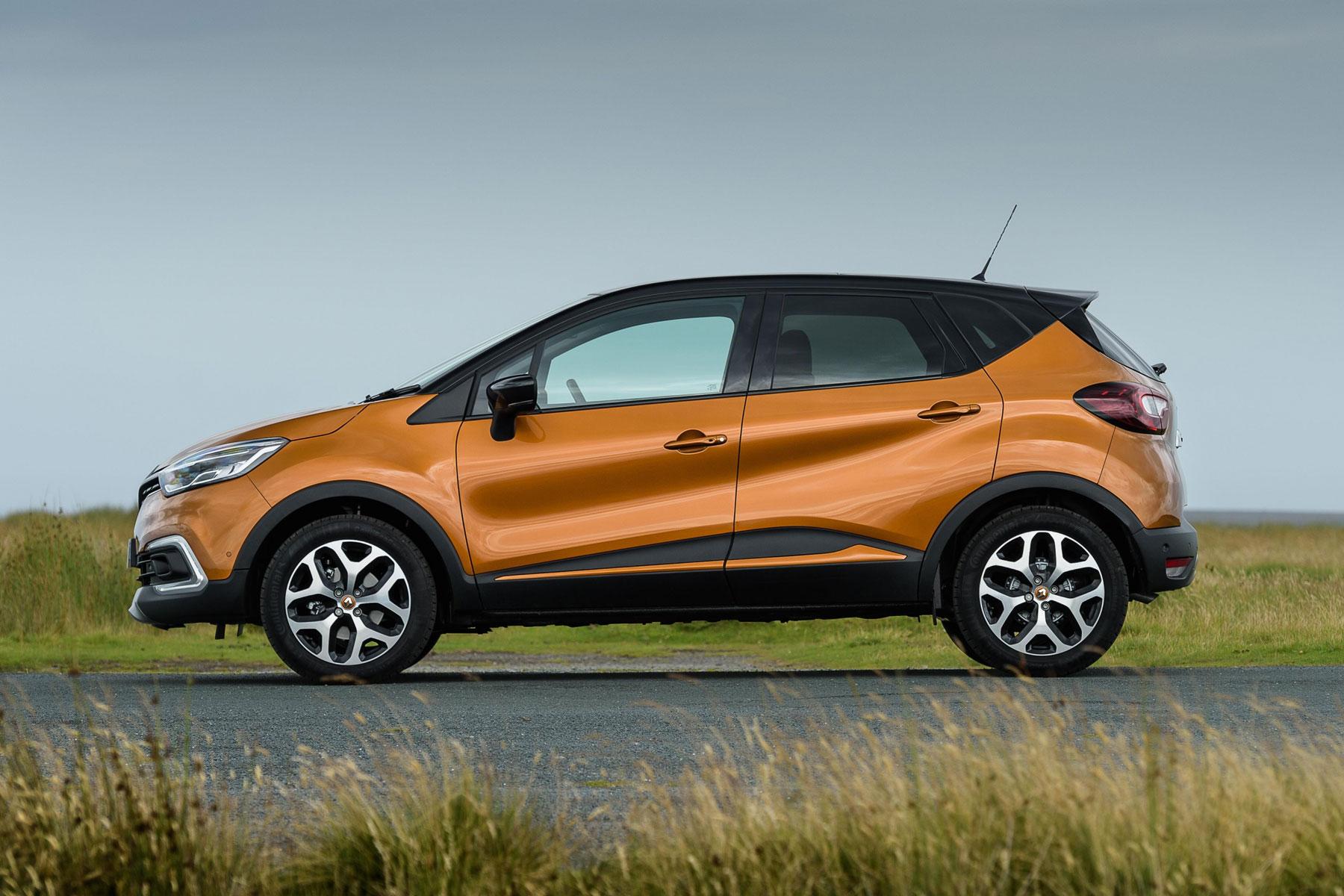 New Renault Captur