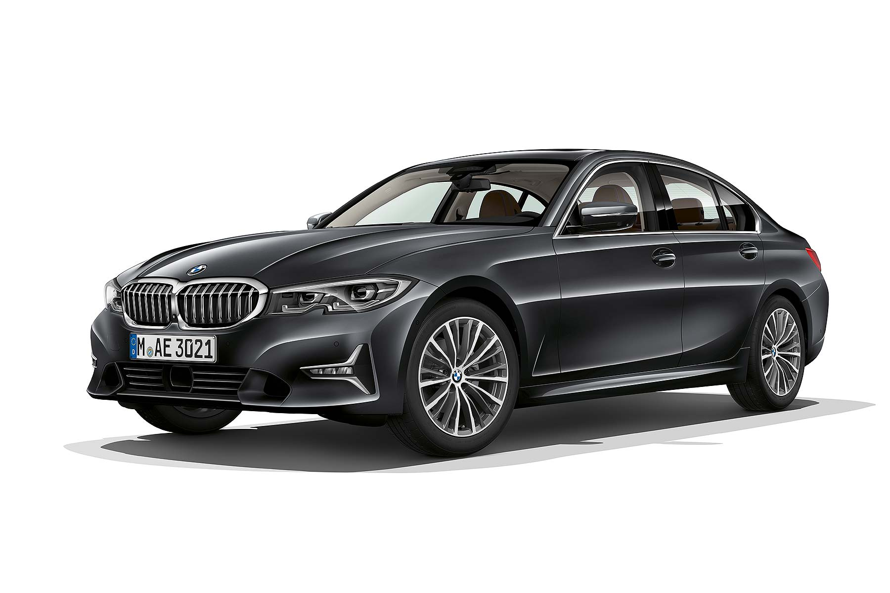 New BMW 3 Series (2019)