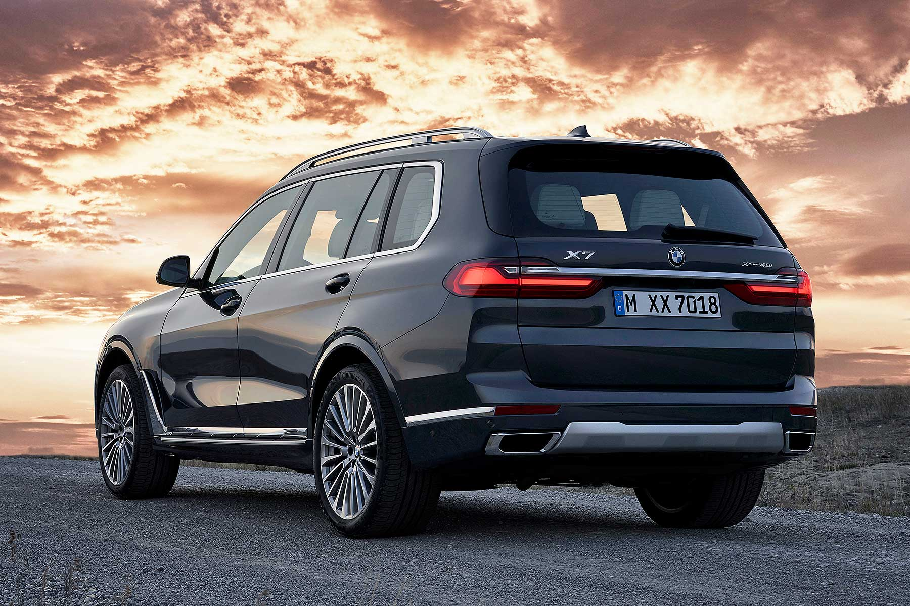 2019 BMW X7 luxury SUV | Motoring Research
