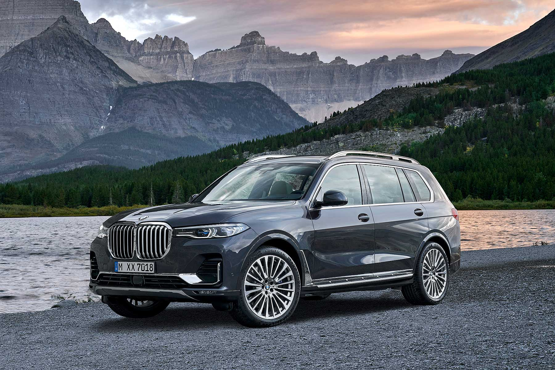 Bold New 2019 Bmw X7 Range Topping Suv Revealed Motoring