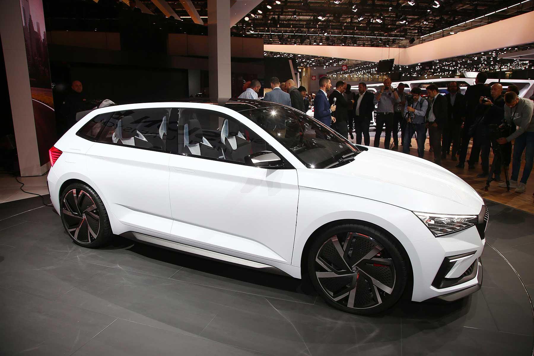 Skoda Scala Name Confirmed For Czech Volkswagen Golf Motoring Research