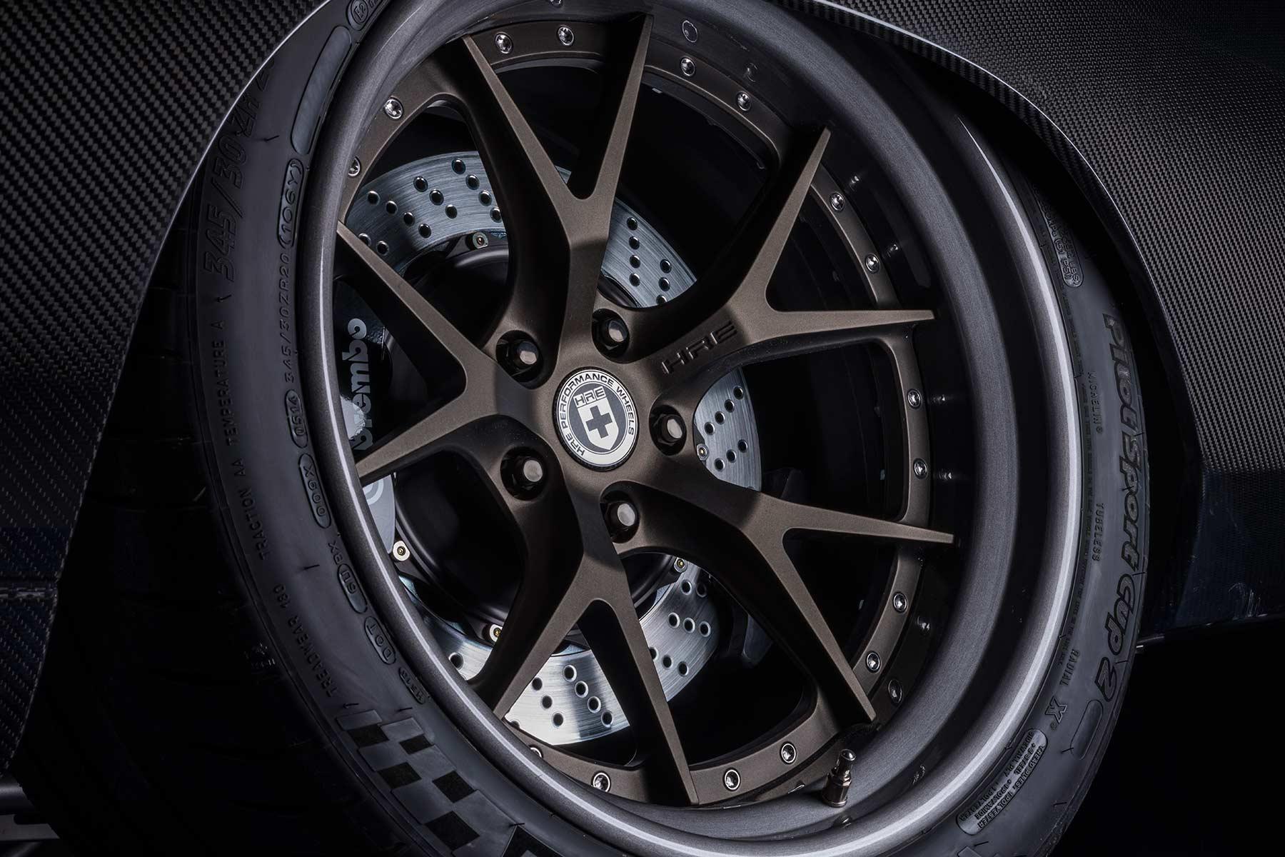 SpeedKore 2018 SEMA Dodge Charger Evolution
