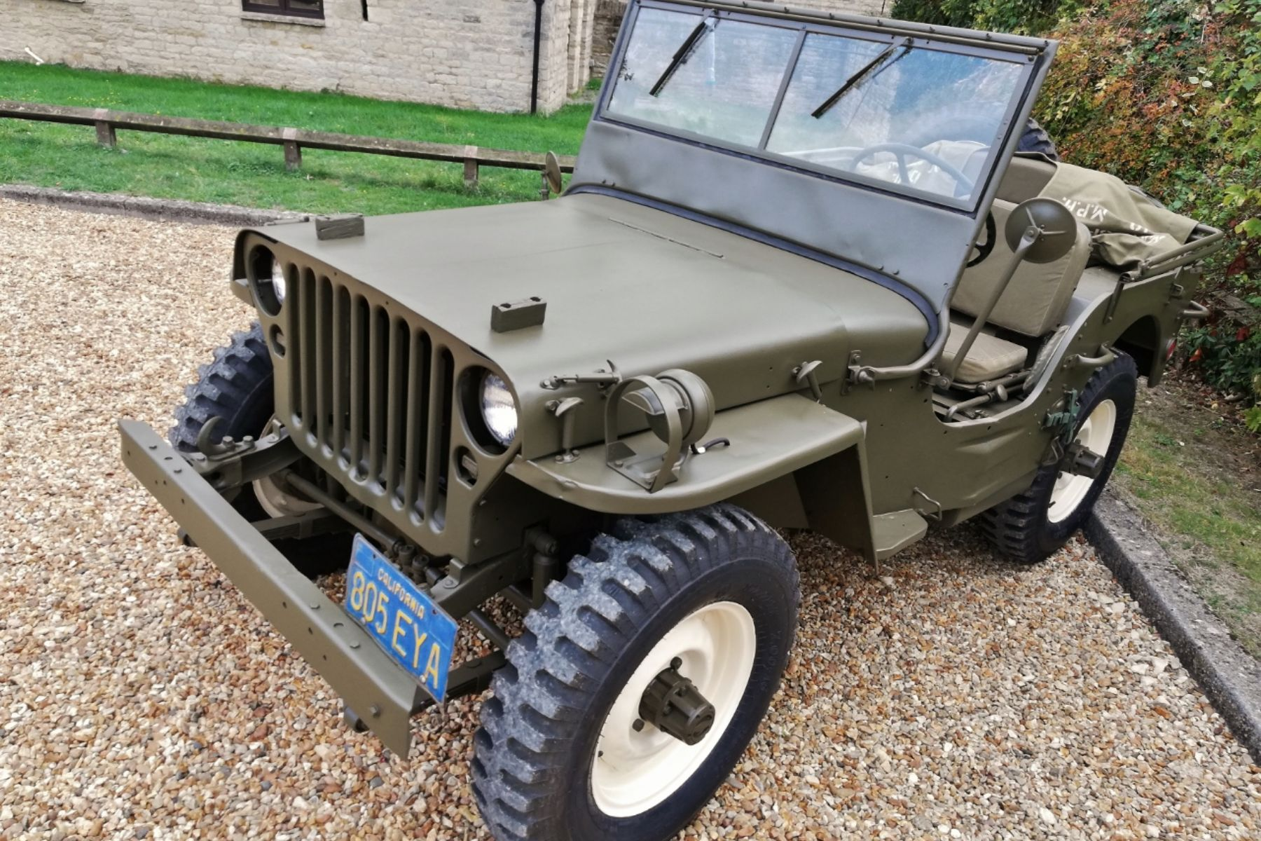 Jeep Archives Motoring Research 1960 Willys For Sale Used You Could Own Steve Mcqueens 1945