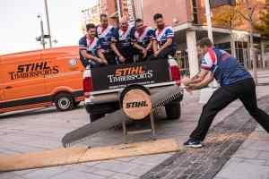Volkswagen Stihl Timbersports