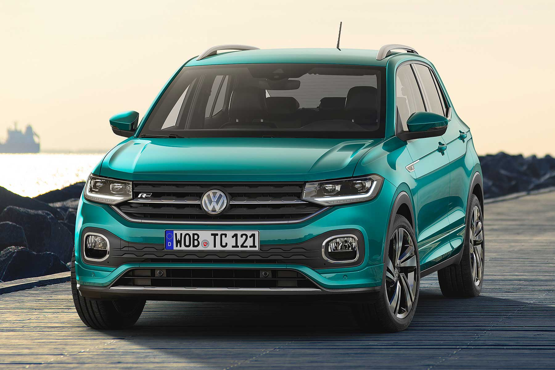 2019 Volkswagen T-Cross