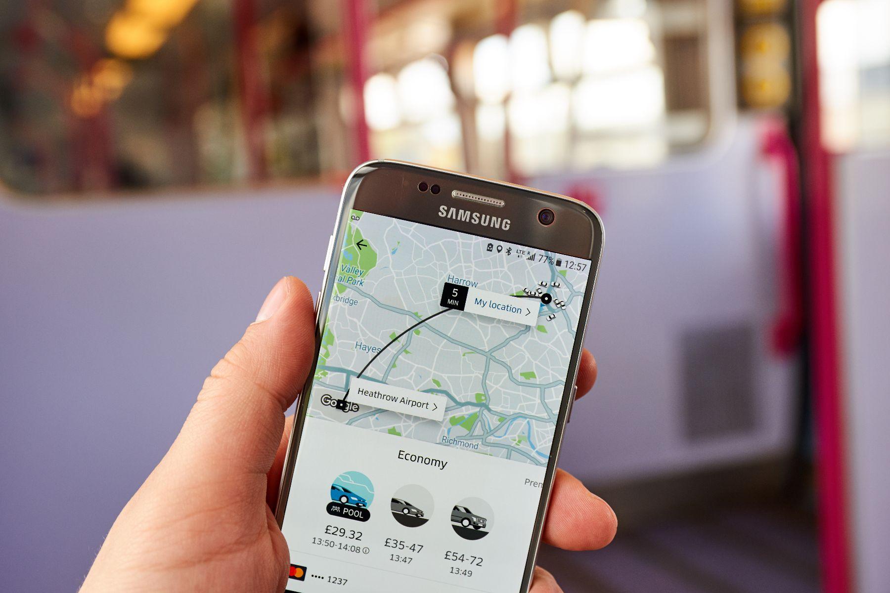 uber feasibility study