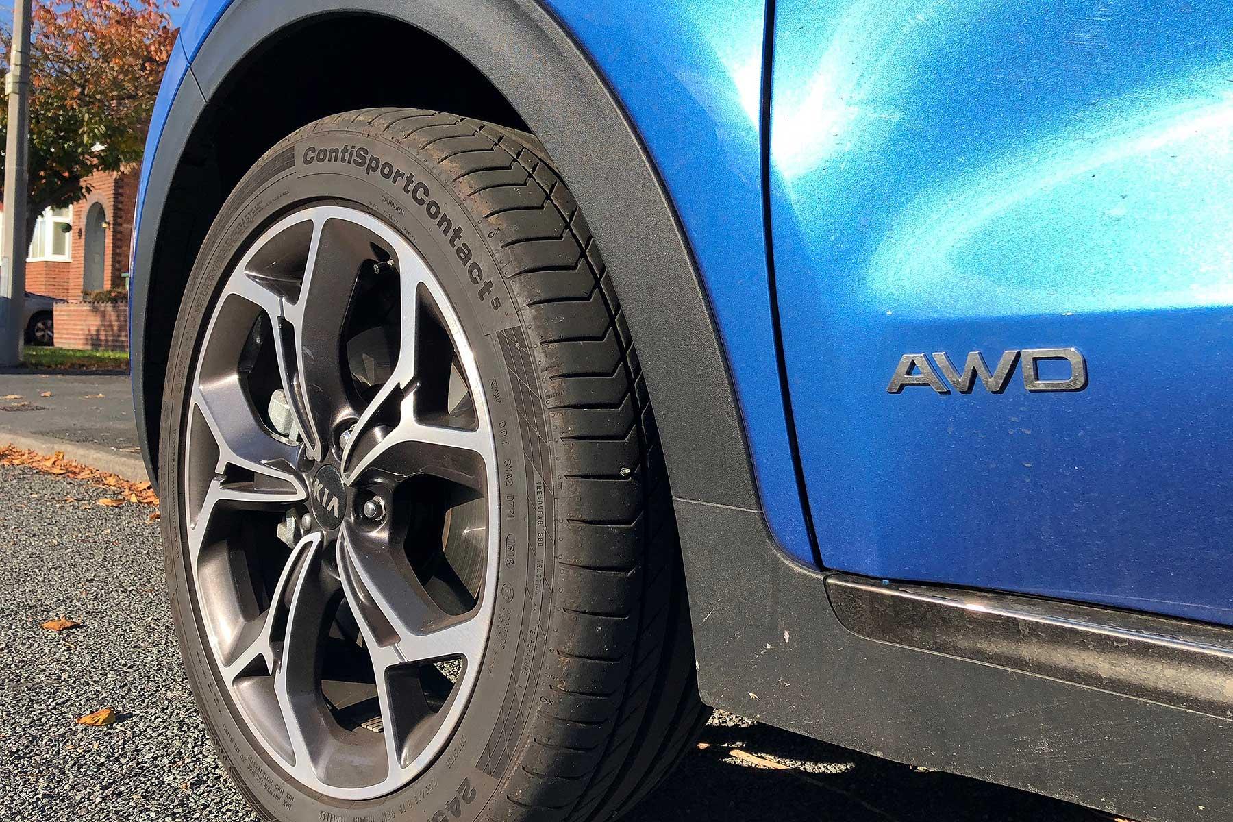 Kia Sportage GT-Line S 2.0 CRDi 184 48V long-term test