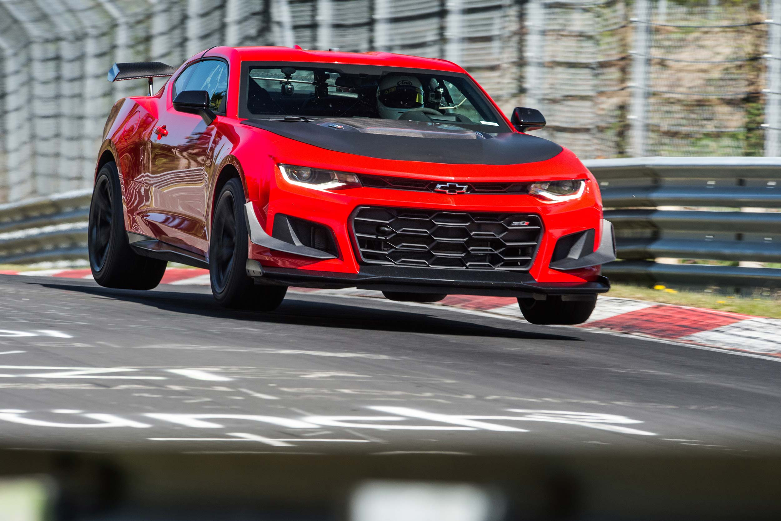 What Are The Fastest American Cars Around The Nurburgring