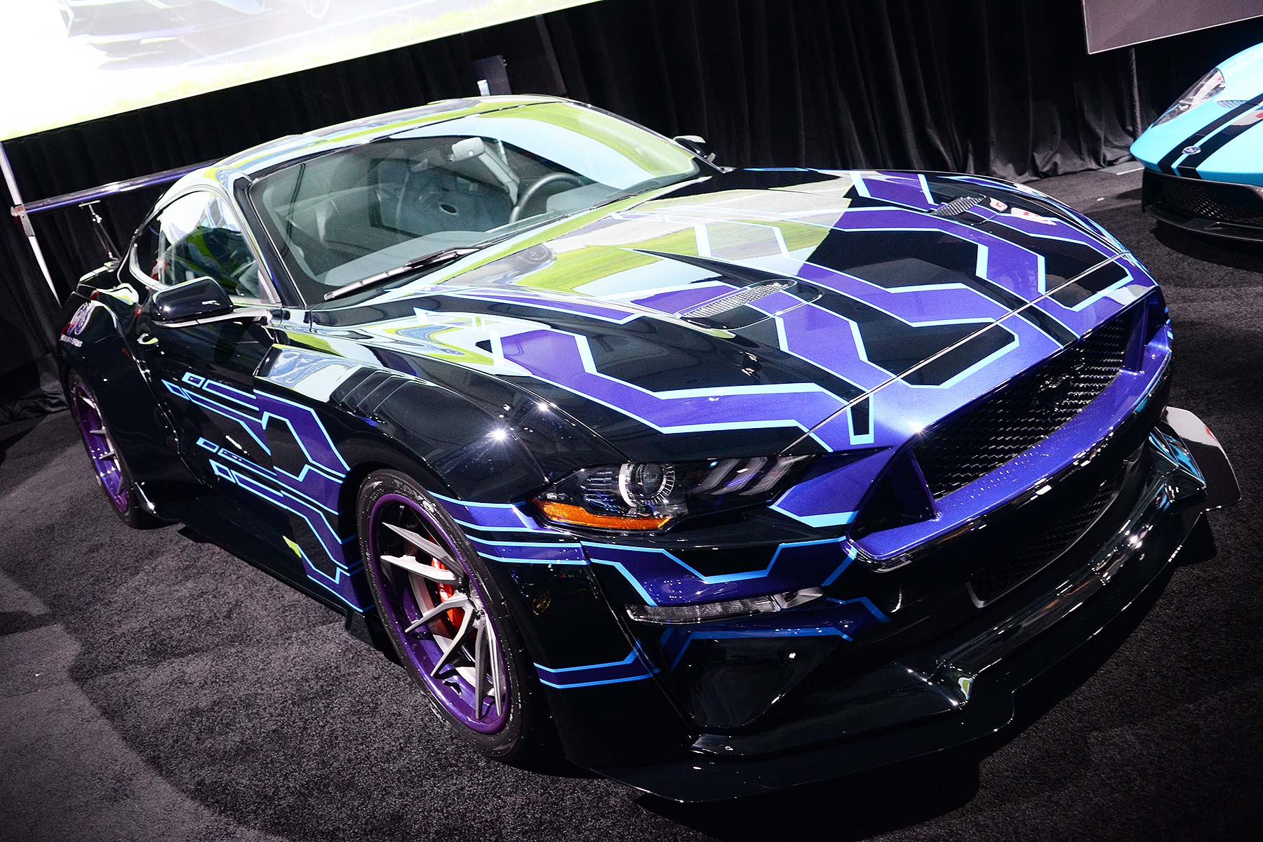 Galpin Ford Parts >> LA Auto Show 2018: supercars and crazy custom creations