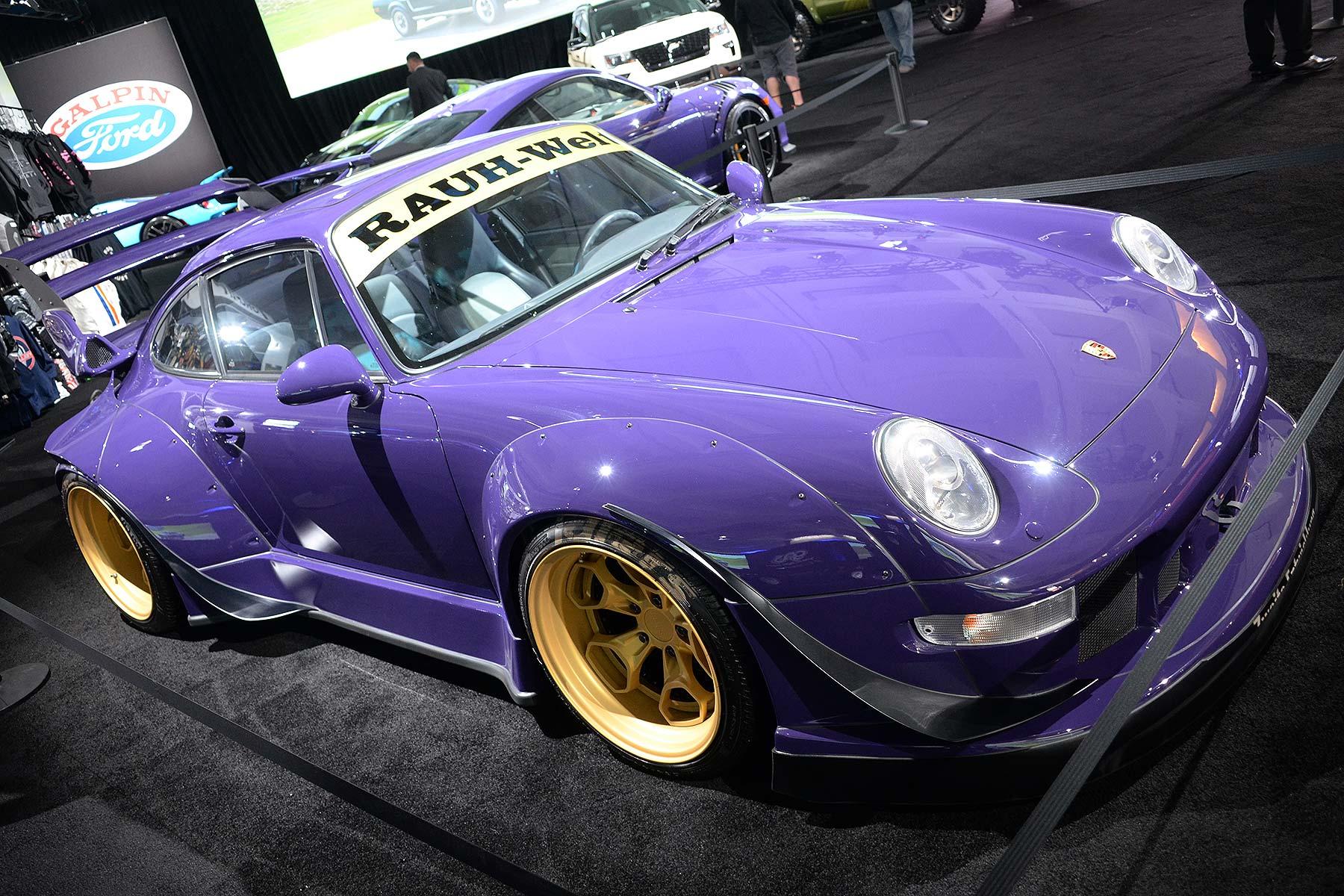 Galpin RWB Porsche 911