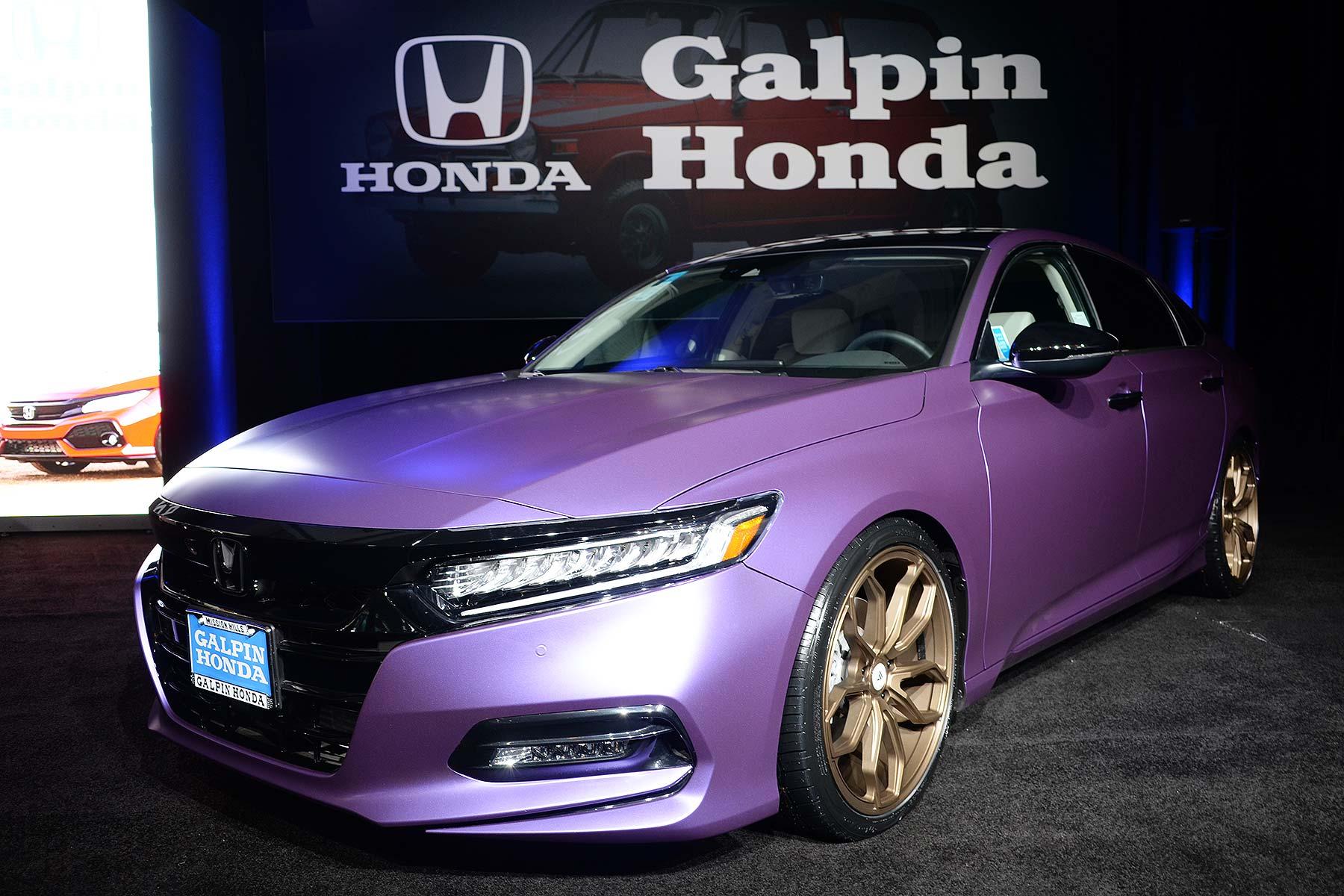Galpin Honda Accord