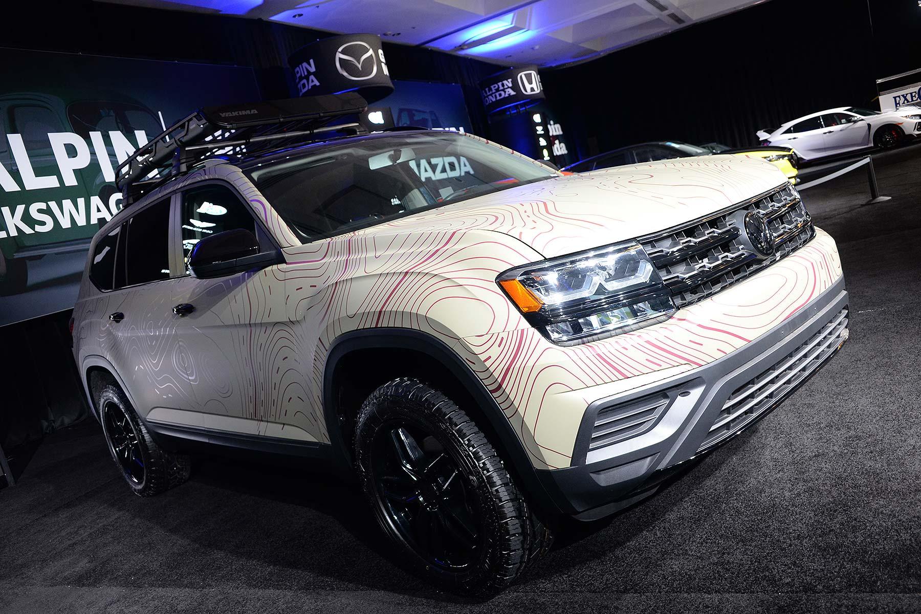 Galpin Volkswagen Atlas