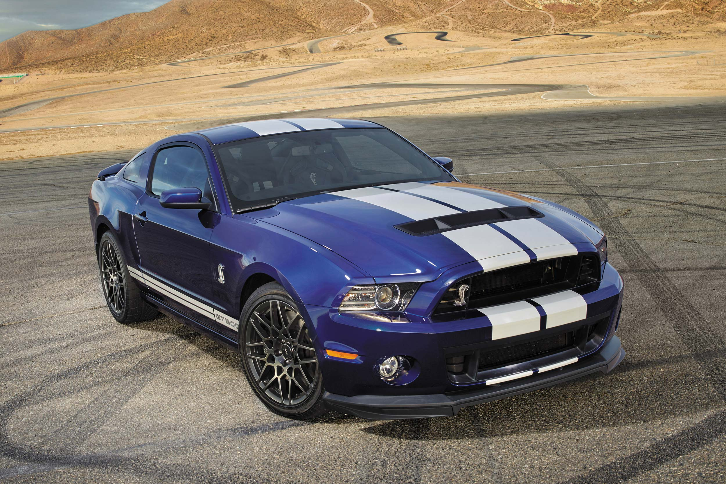 Ford Mustang Svt Shelby Gt