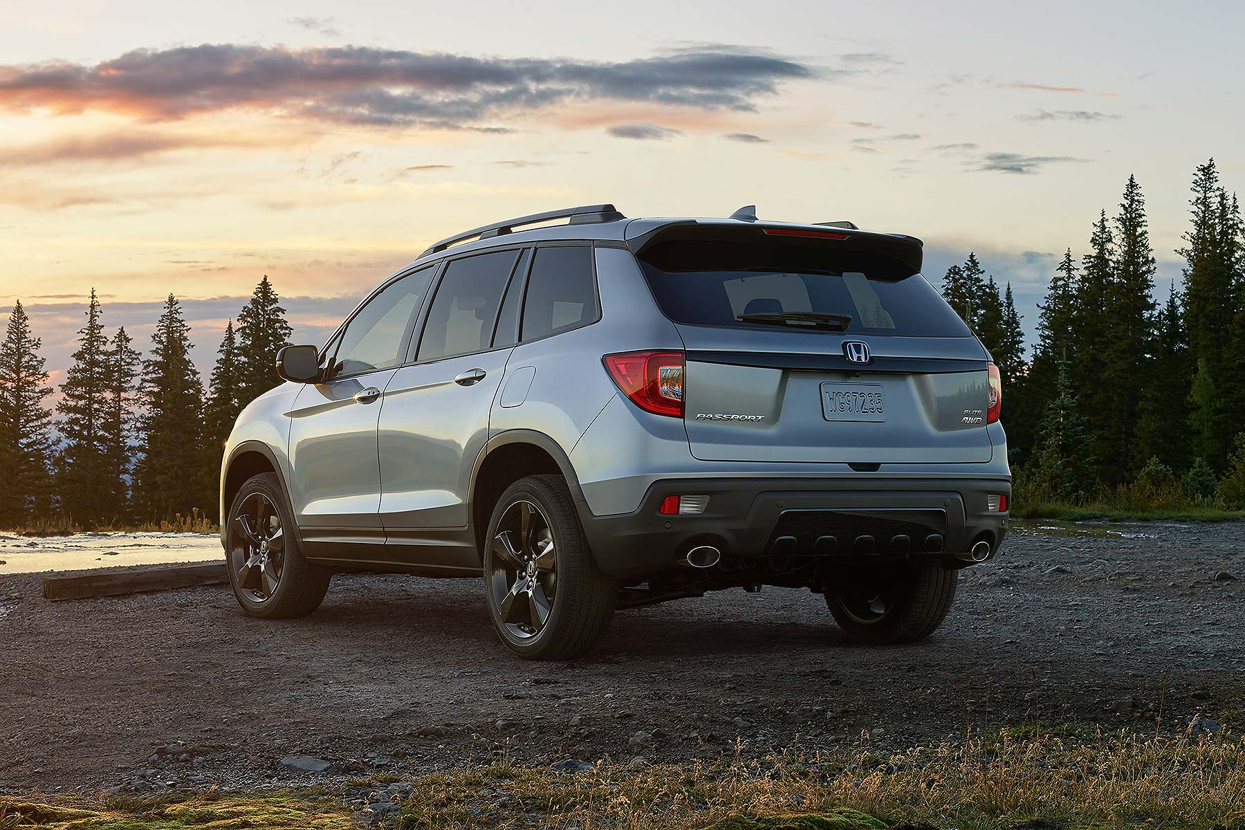 New Honda Pilot >> 2019 Honda Passport fills an SUV-sized gap in its North American range | Motoring Research
