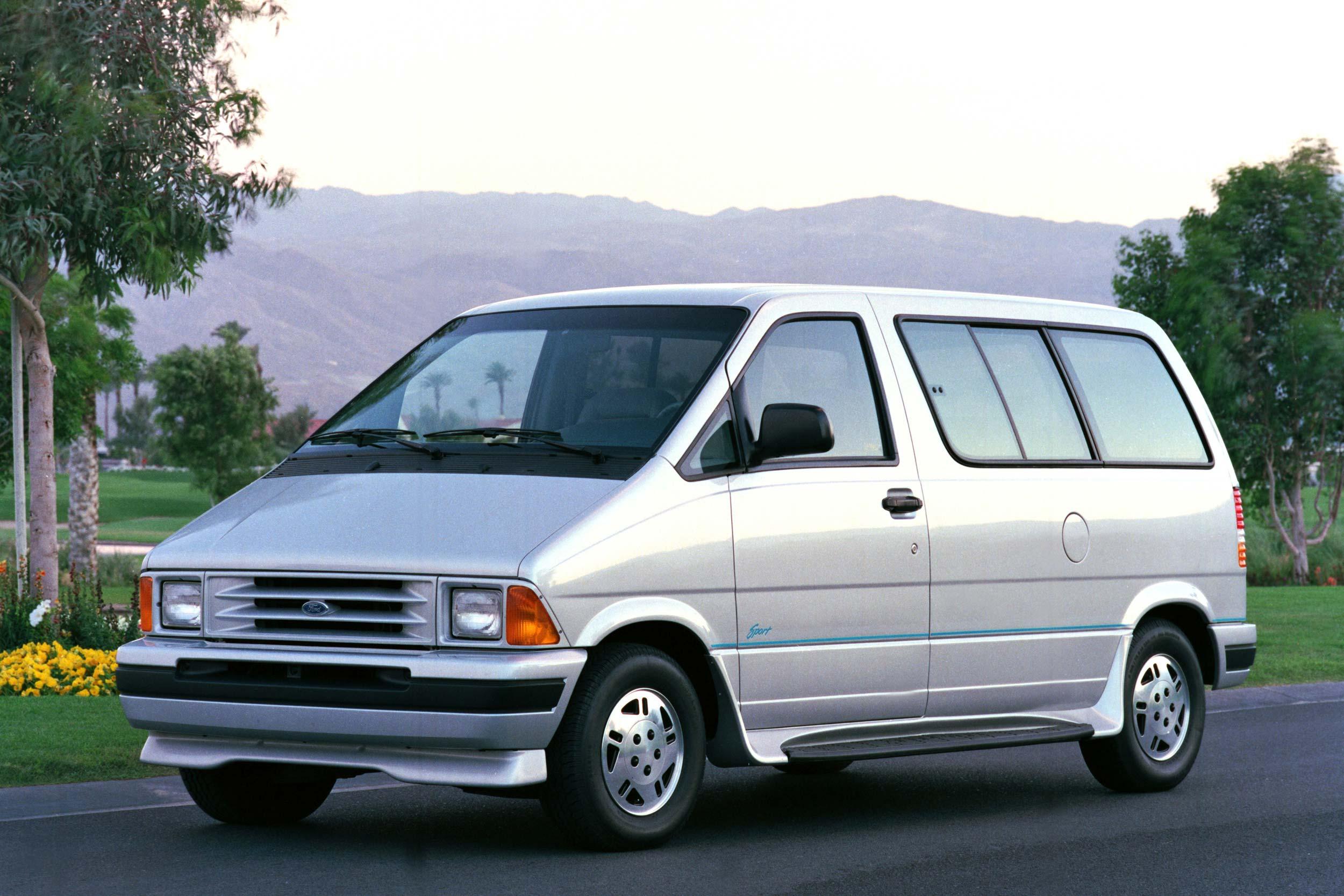 1991 Ford Aerostar Sport
