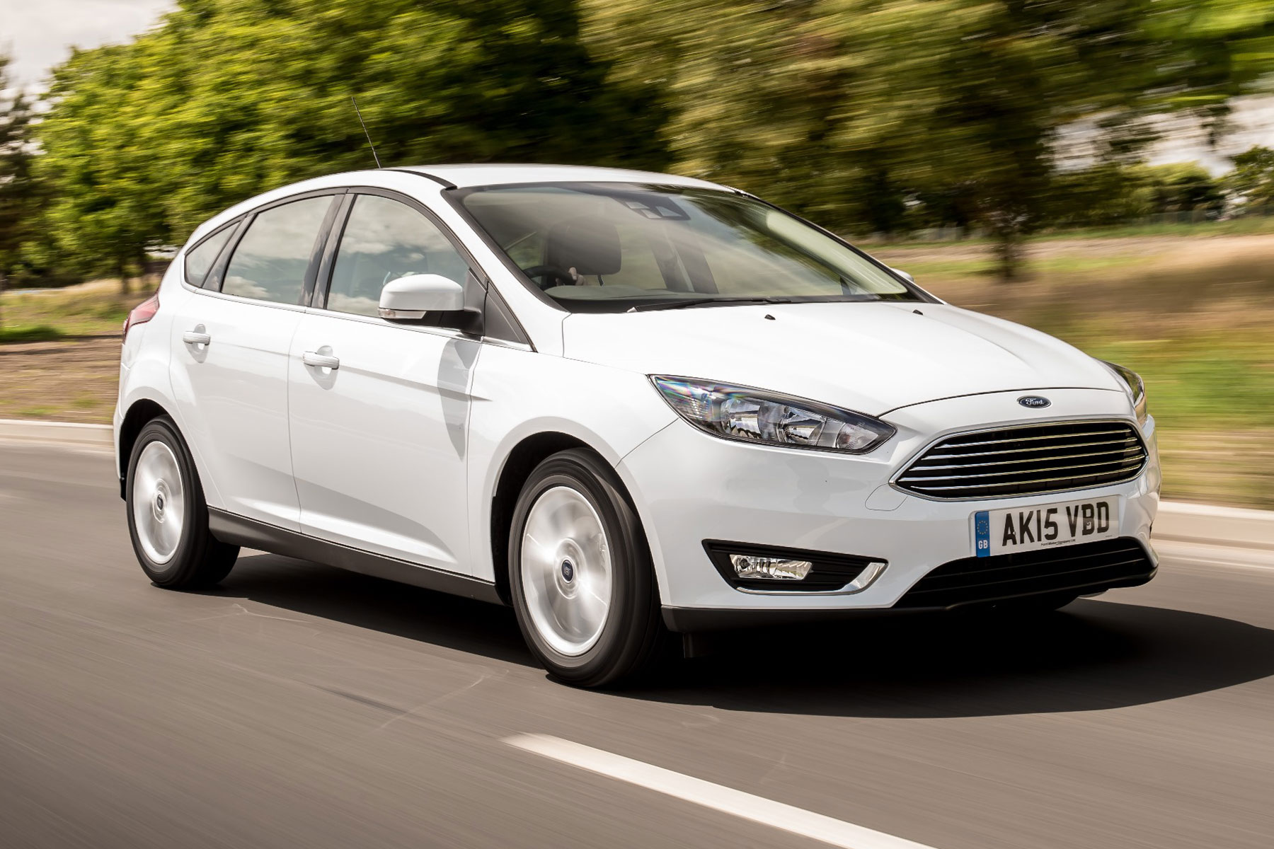 6th Most Reliable Company Car Ford Focus