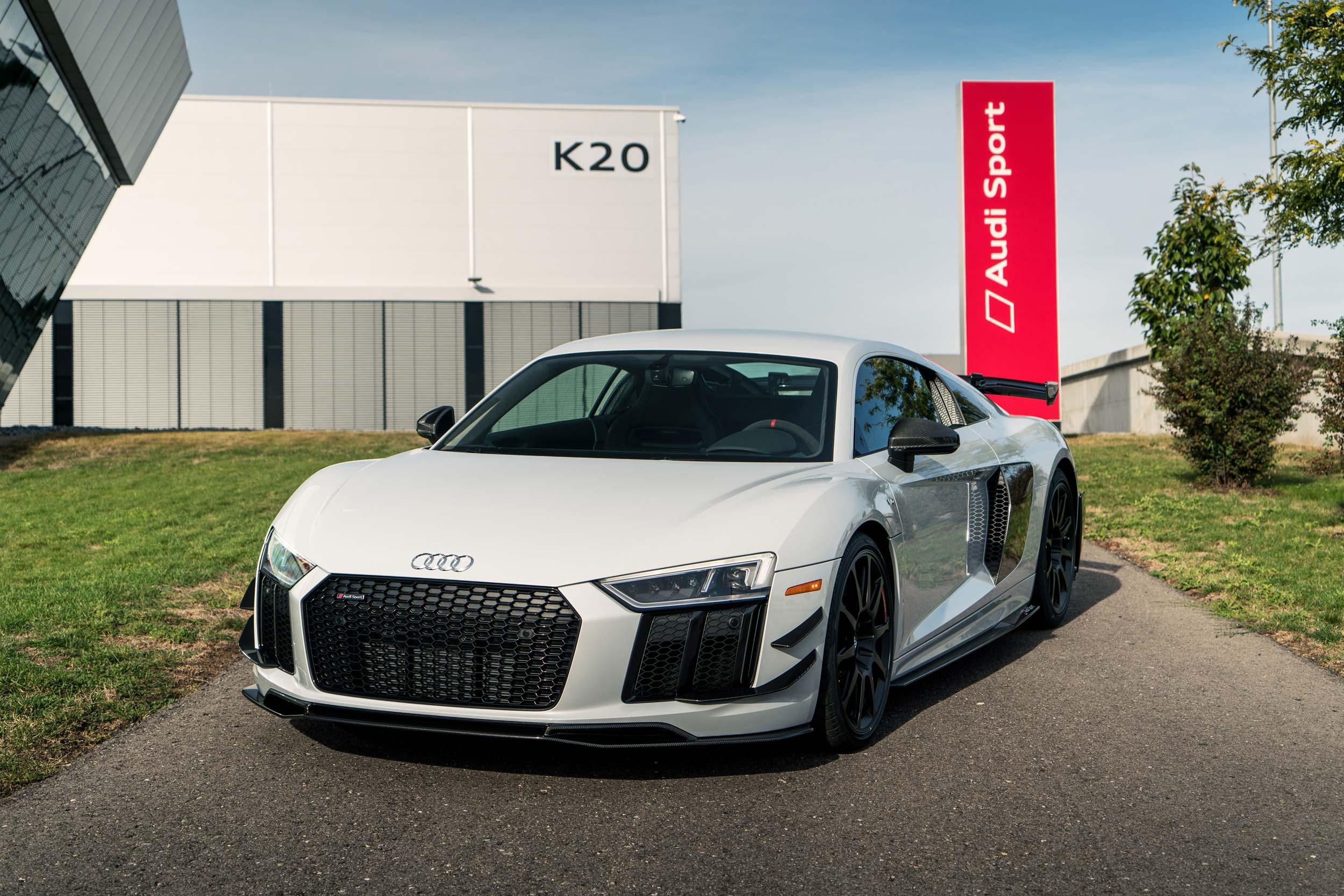 2018 Audi R8 V10 Competition