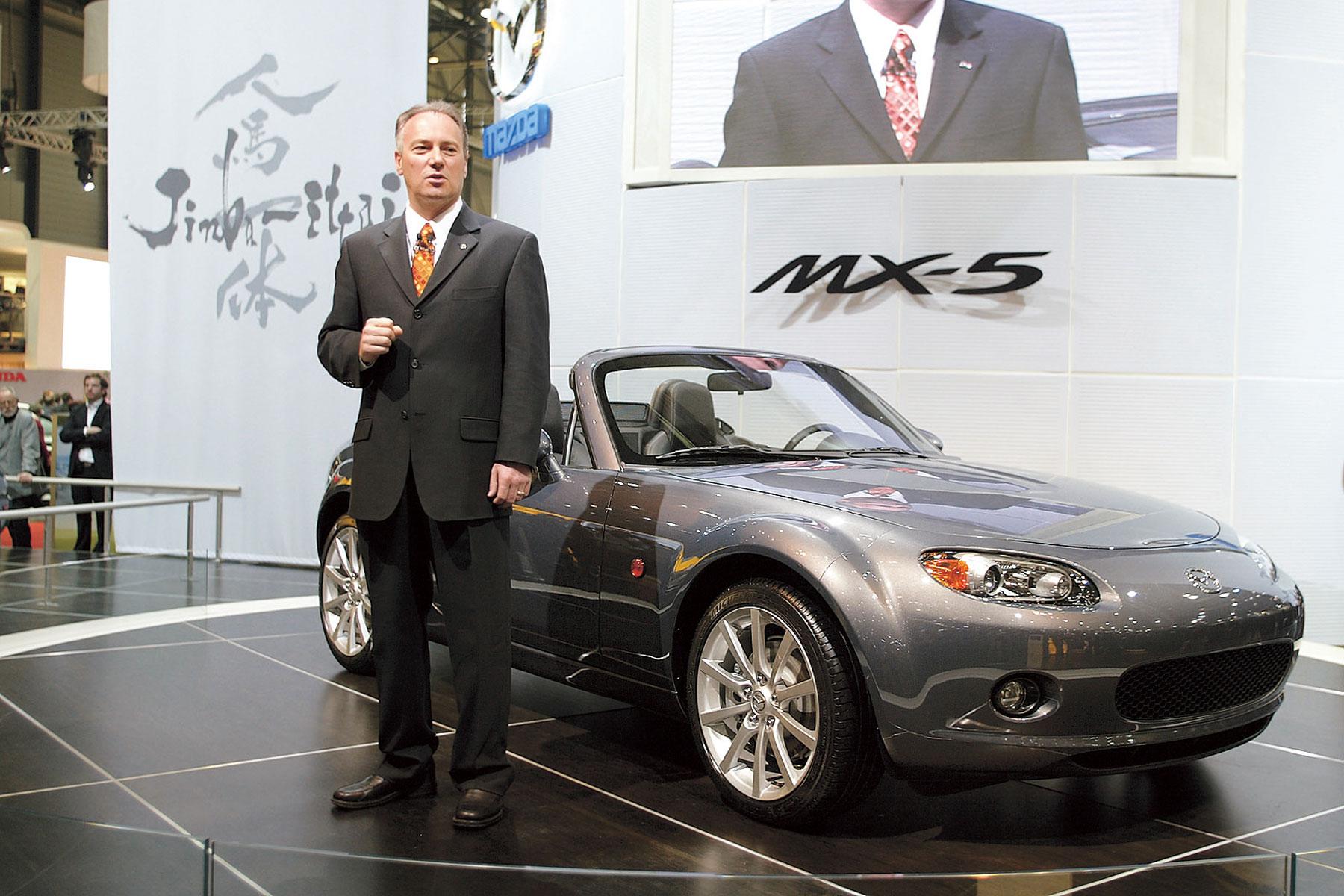 MX-5 History