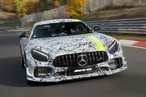Mercedes-AMG GT R Pro teaser