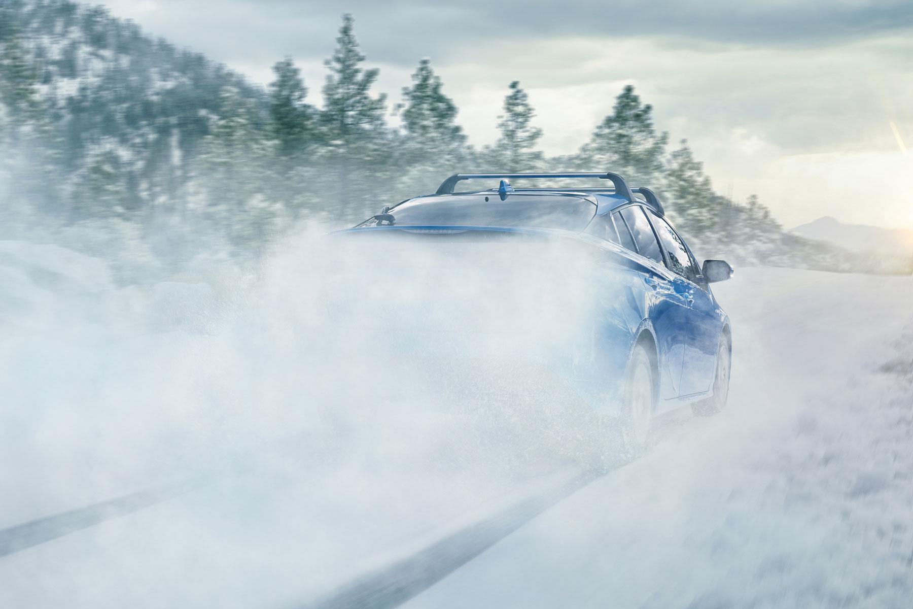 2019 Toyota Prius teaser