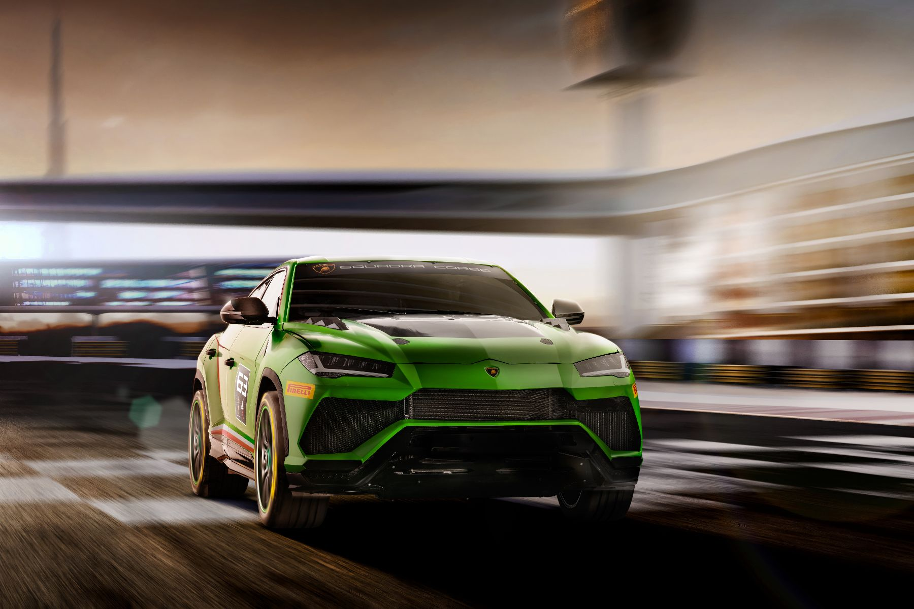 Lamborghini Is Sending The Urus Suv Racing In 2020 Motoring Research