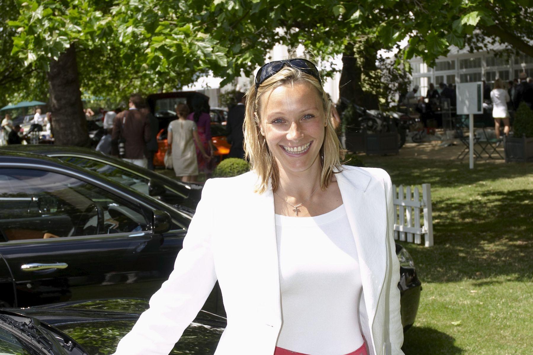 Vicki Butler-Henderson The Car Years