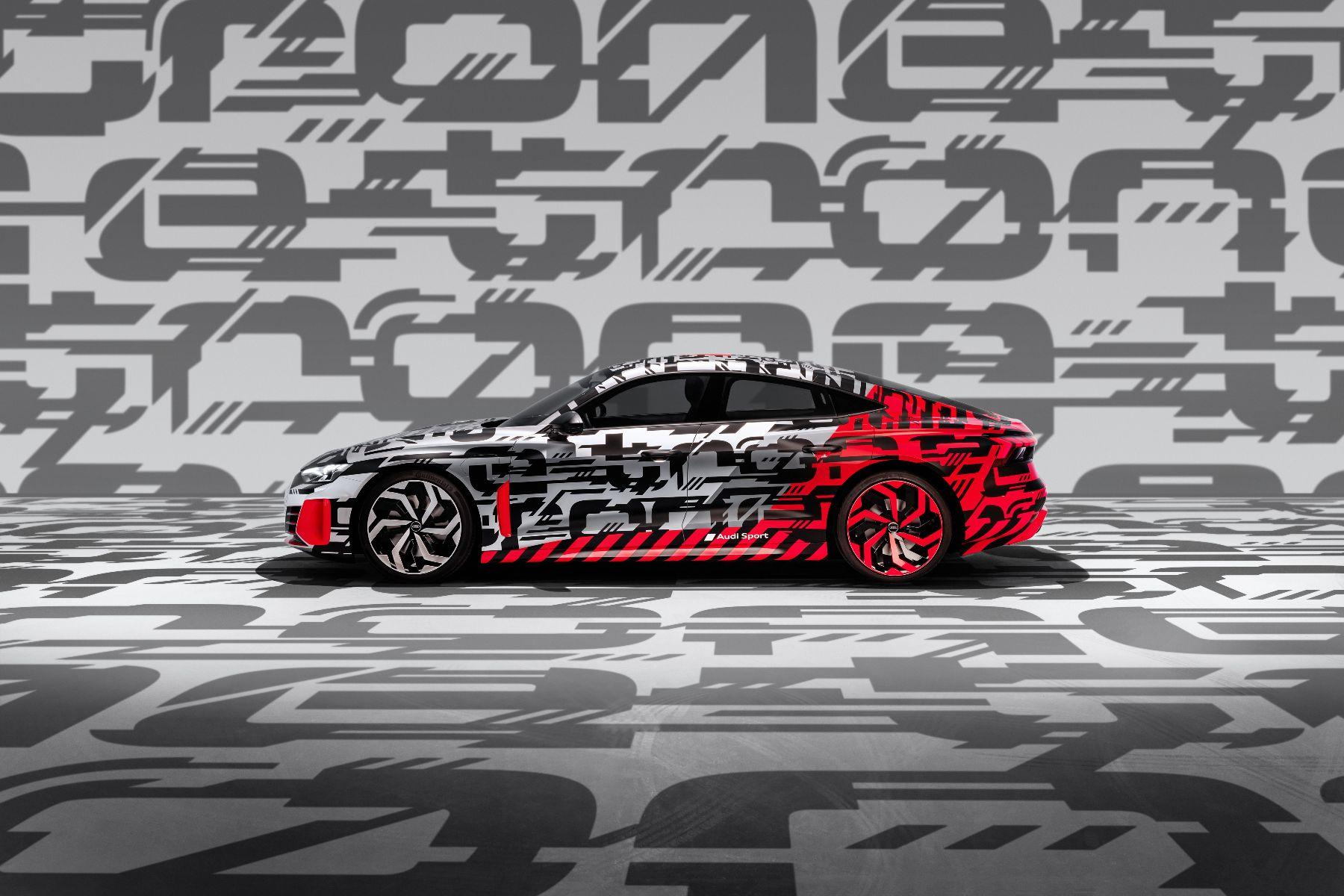 Audi E-tron GT Concept LA 2018