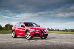 Alfa Romeo partners with Amazon for Stelvio test drive