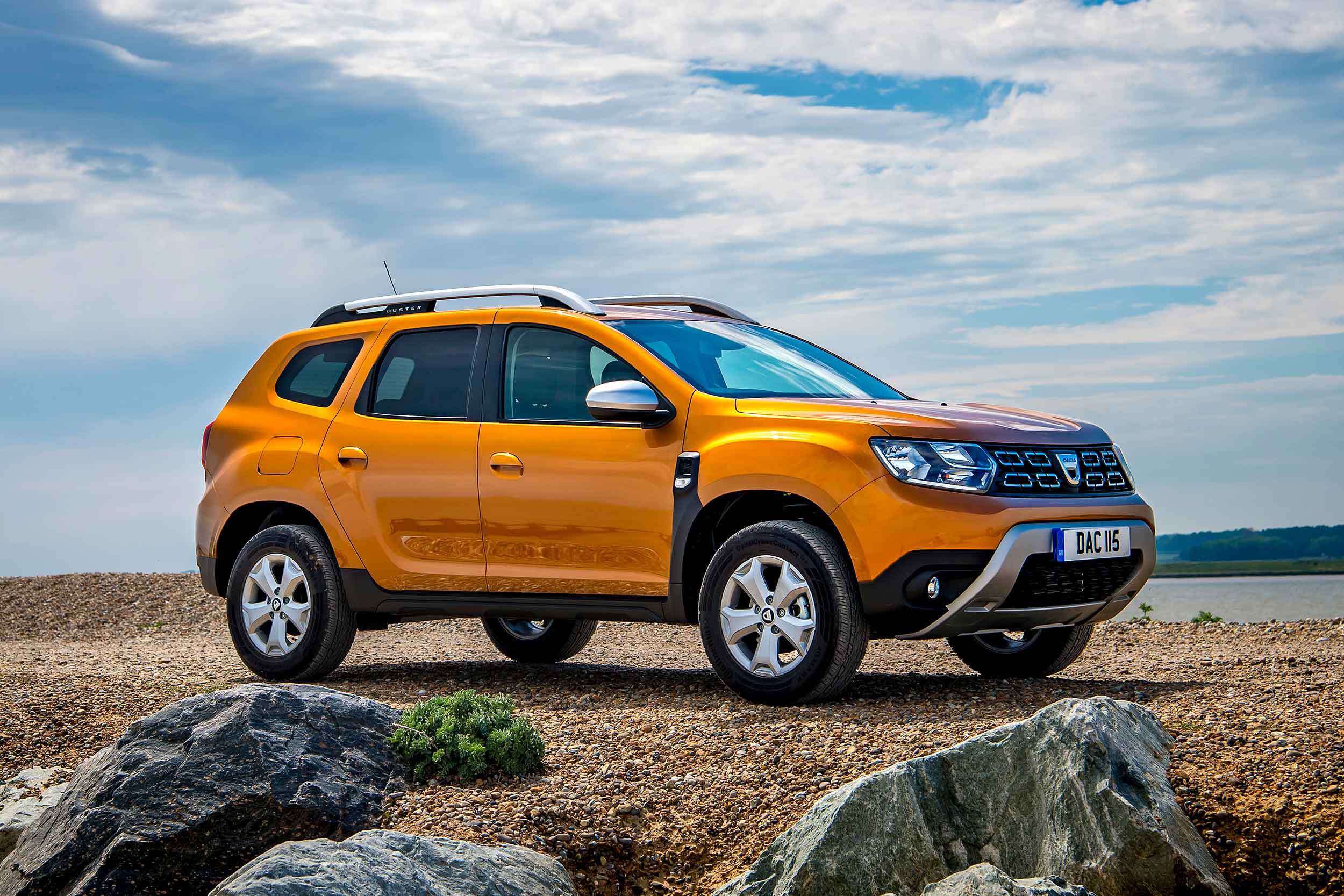 Dacia Duster Comfort SCe 115 can be bought online via Dacia Buy Online