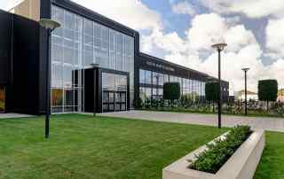 Aston Martin electric and SUV factory St Athan